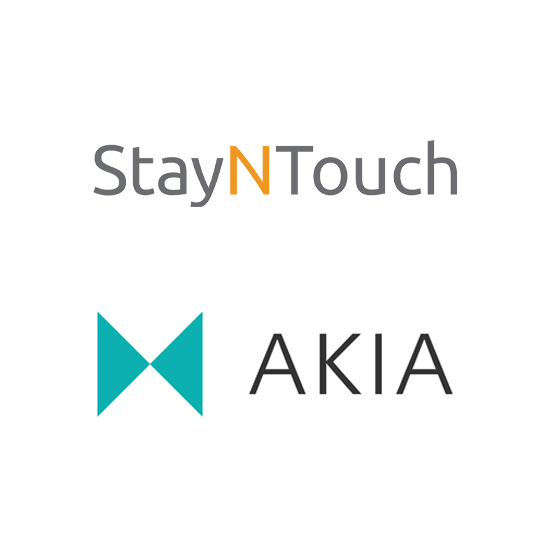 StayNTouch and Akia real time sync