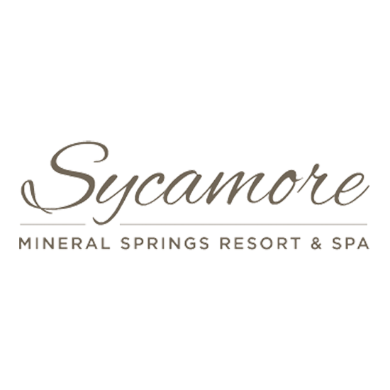 Sycamore Mineral Springs Resort and Spa logo