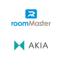 Integration between roomMaster and Akia