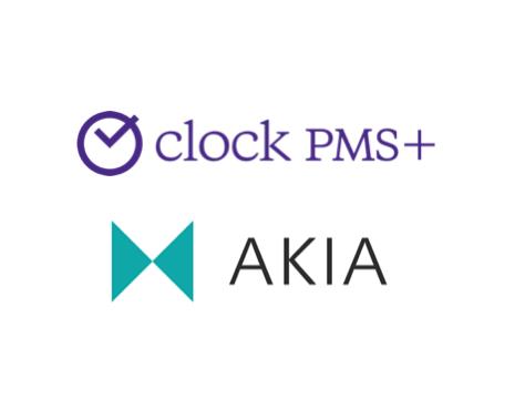Integration between Clock PMS and Akia