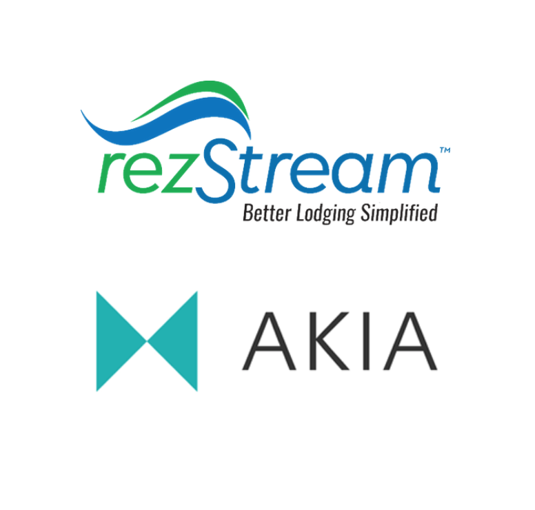 Integration between rezStream and Akia