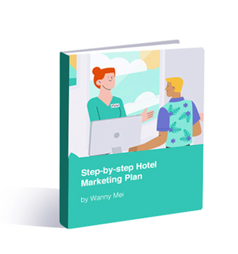 Step-by-step hotel marketing plan 2021 by Akia