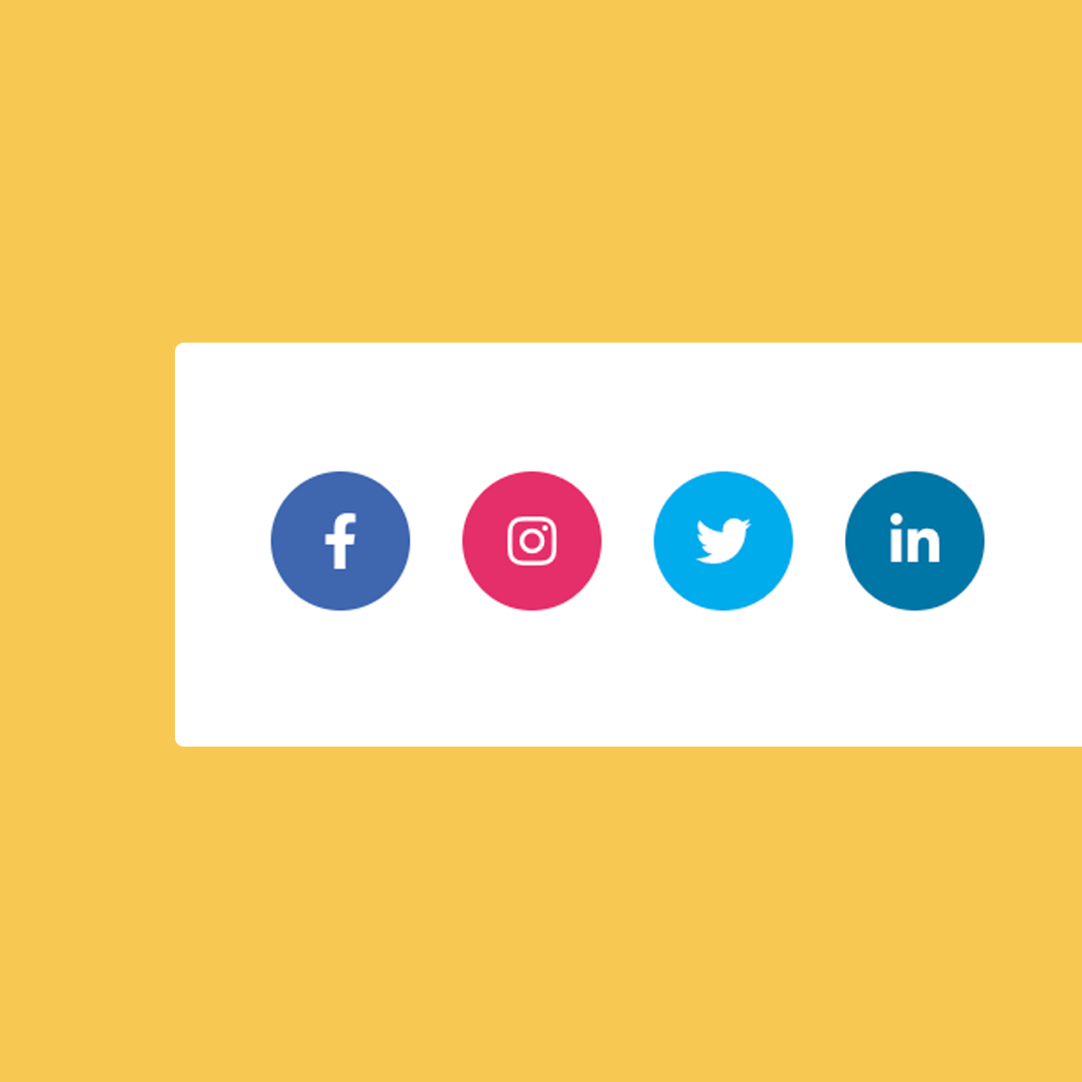 Akia digital booklet social media links