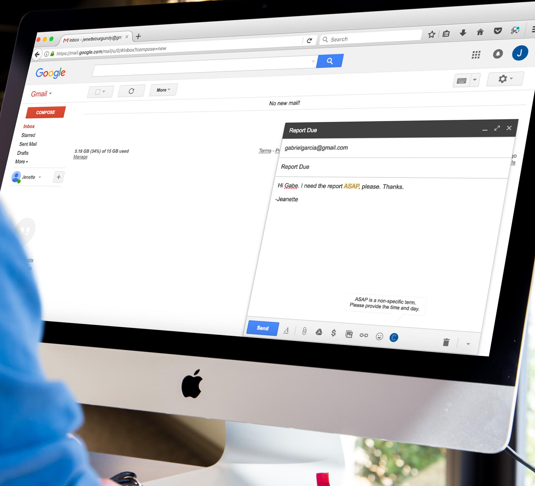 Clarify Chrome Extension
