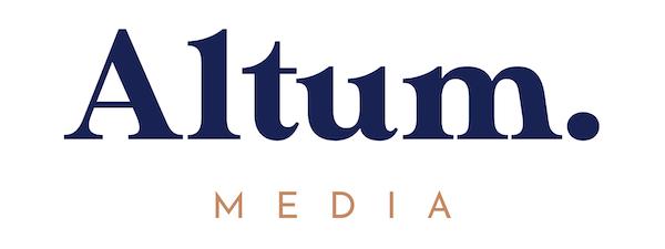 Altum Media logo - Marketing Agency Exeter, Devon