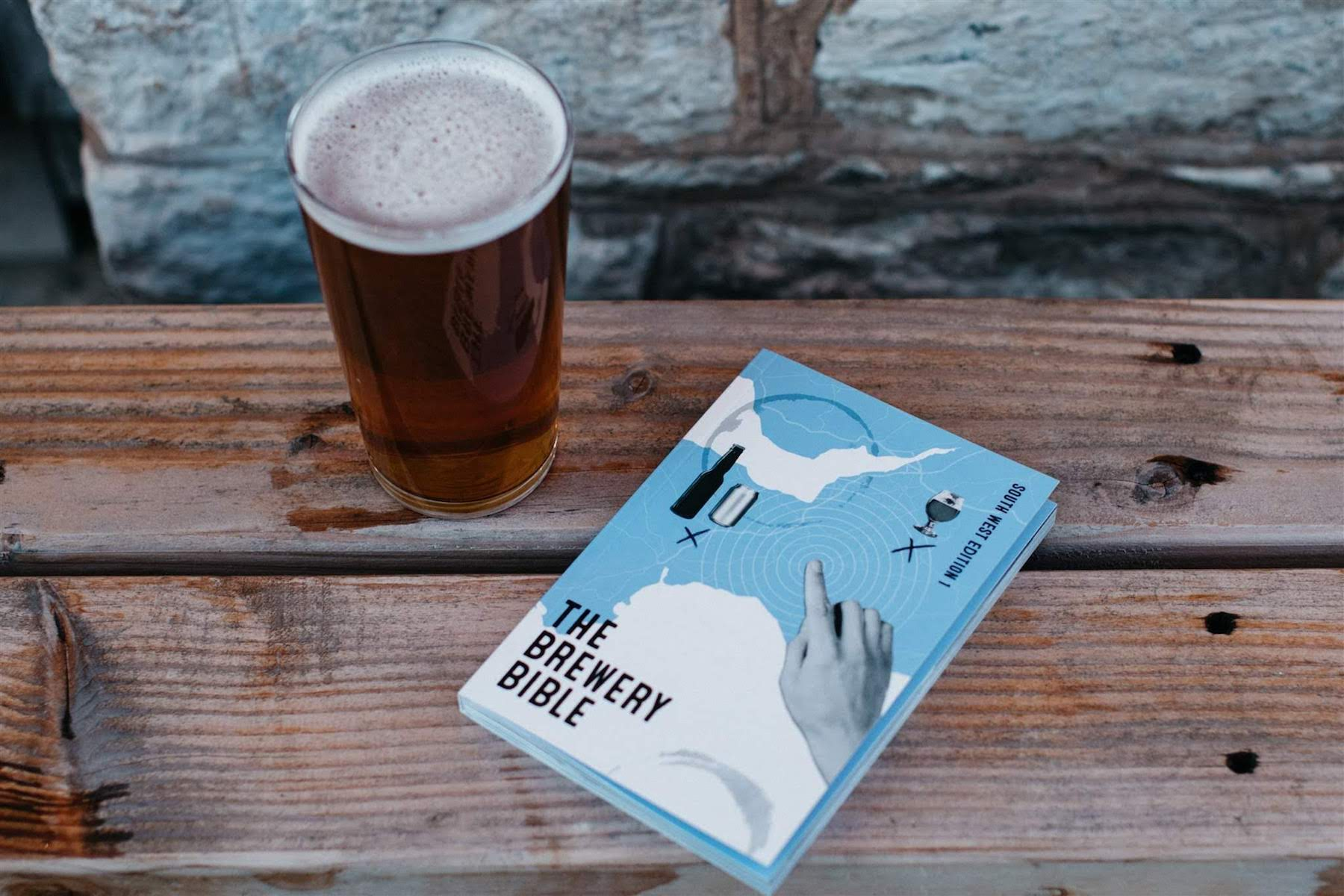 We've launched our debut book: The Brewery Bible - South West Edition
