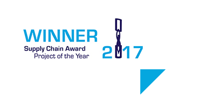 logo winner supply chain awards