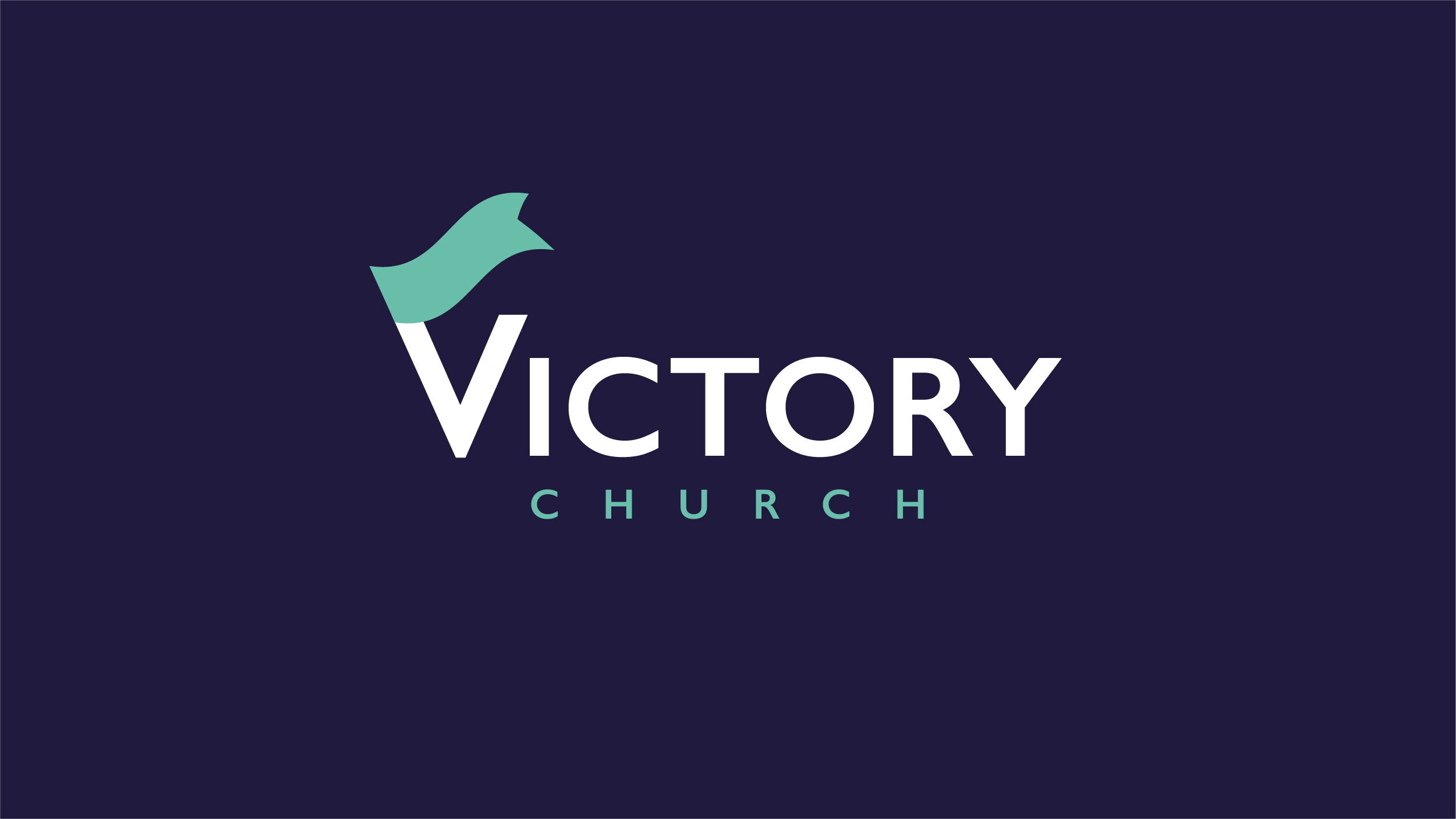 Victory Church final logo