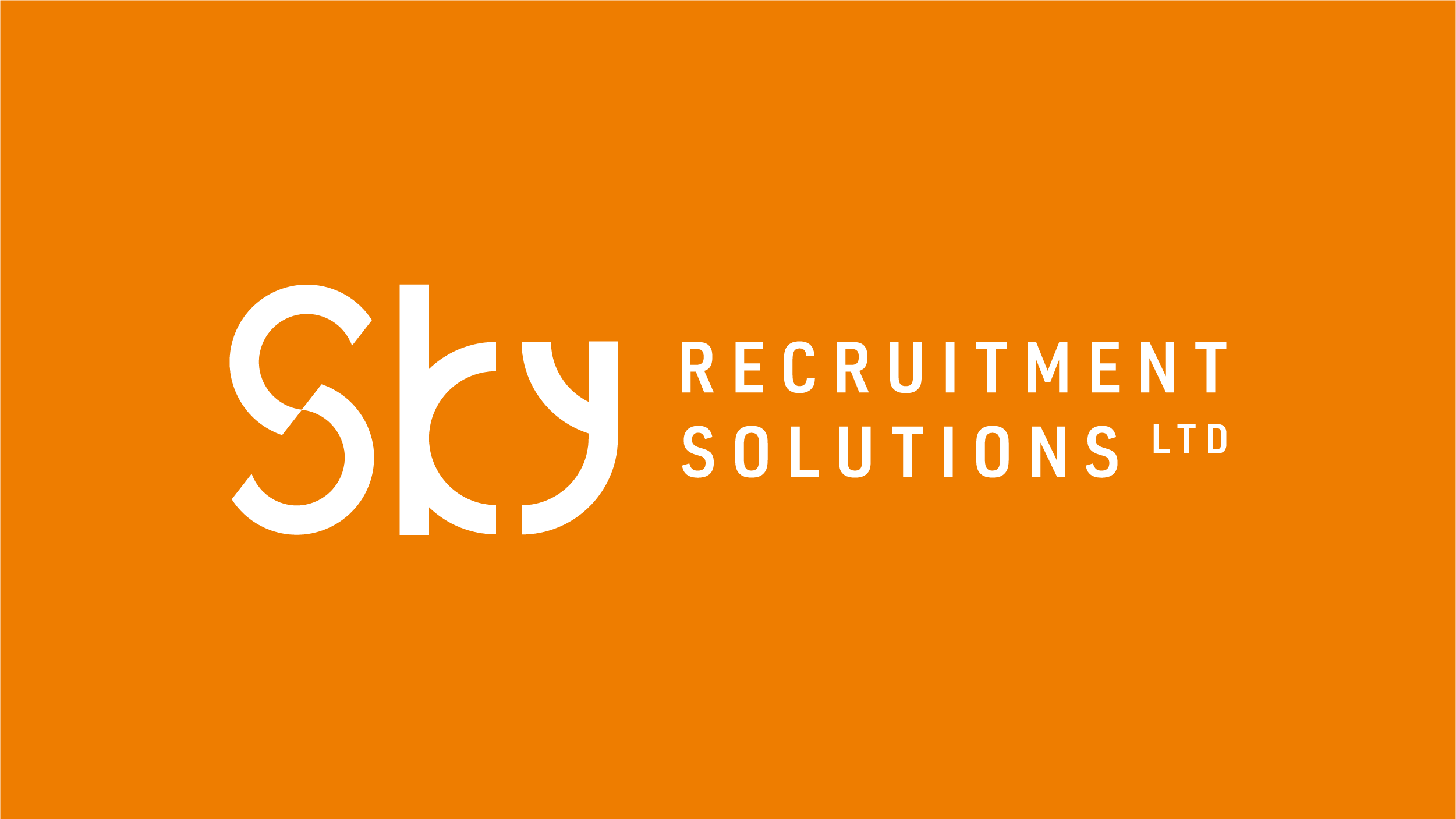 Sky Recruitment Solutions finalised logo