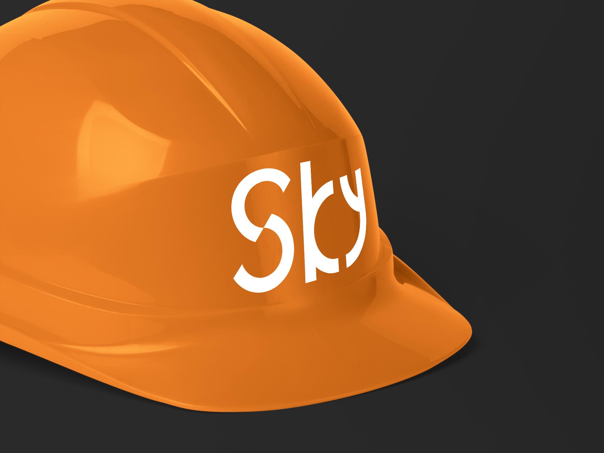 Sky Hard Hat
