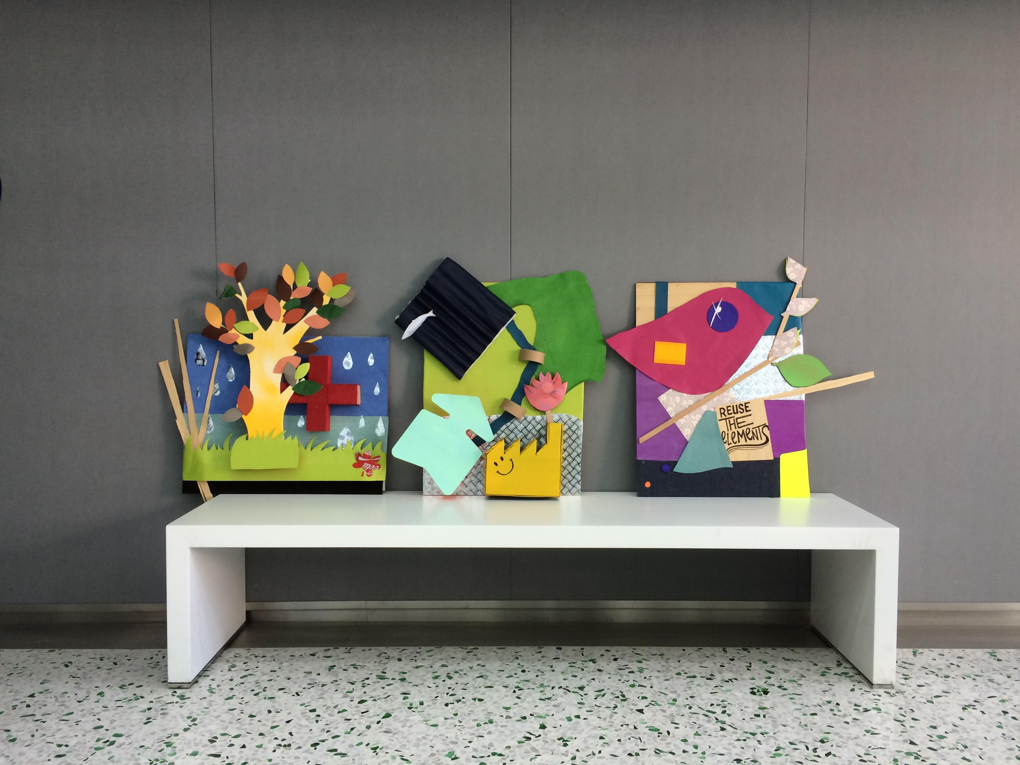 Animation team building recyclage en entreprise