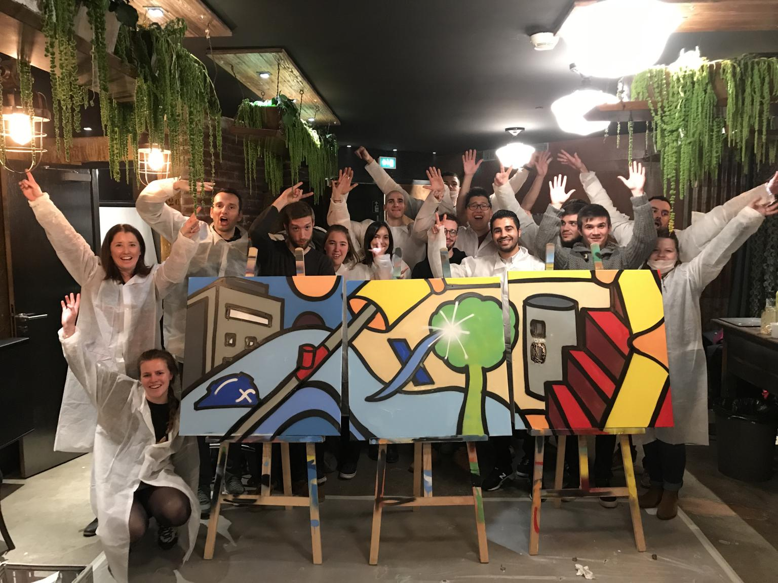 Street Designer post Featured Image Team building evenements