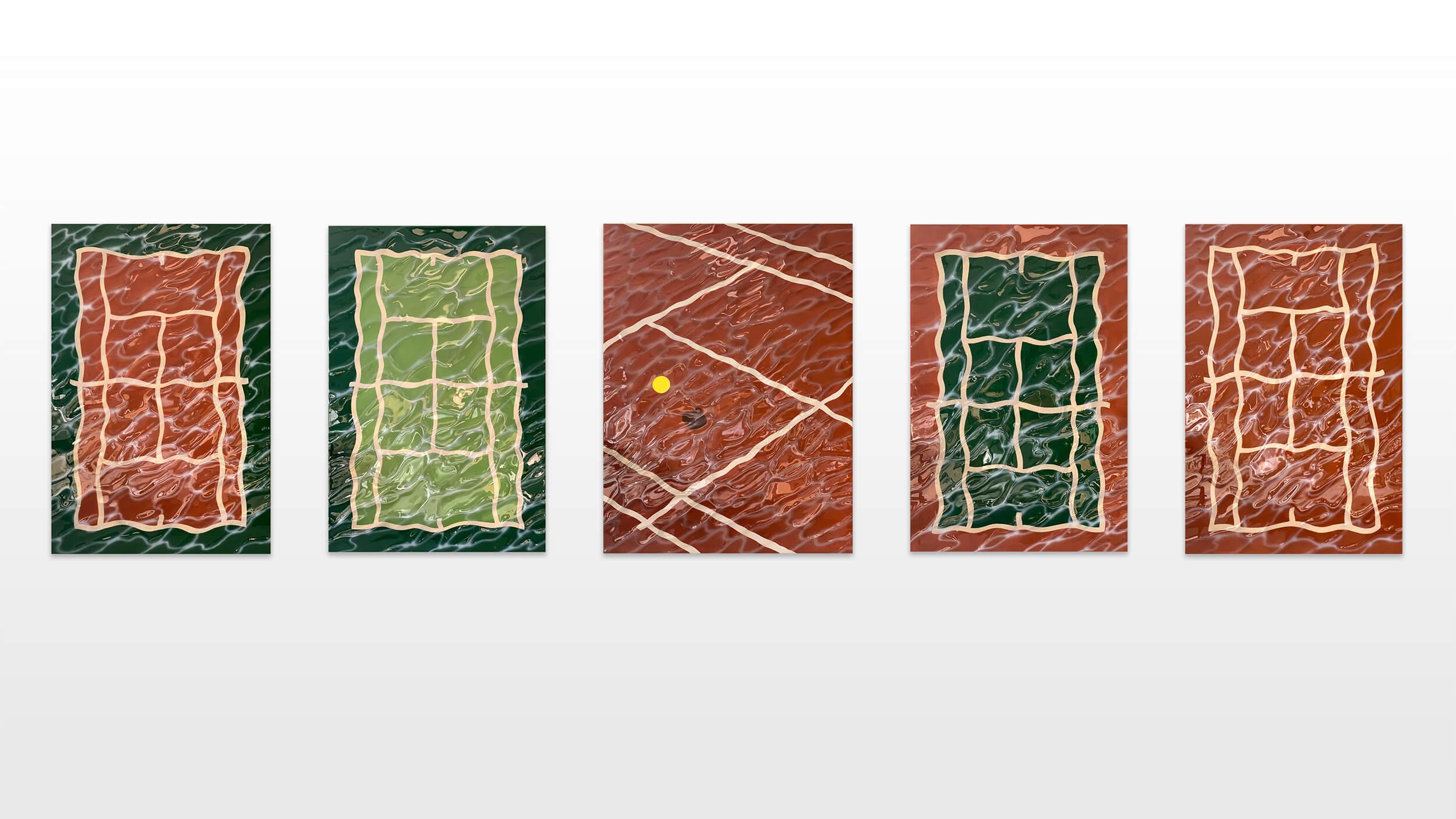 Toiles de l'artiste Guillaume Gerando Alias SupaKitch