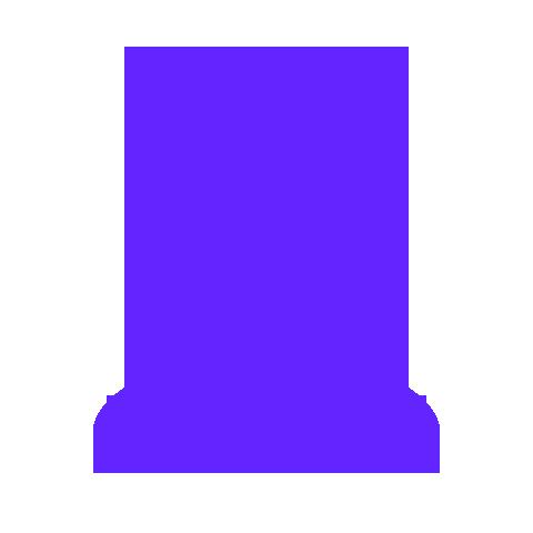 logo roi violet