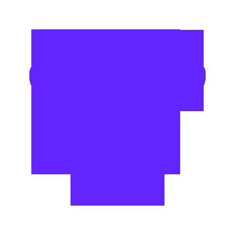 logo coupe violette