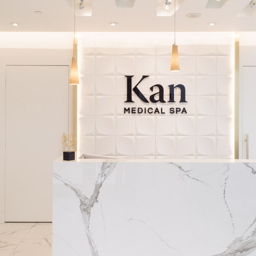 Kan Medical Spa Interior
