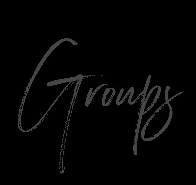 Groups.