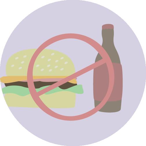 No food or drink icon.