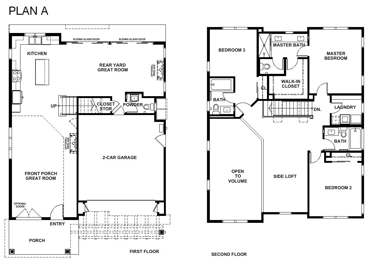 East Haven Floor Plan 1