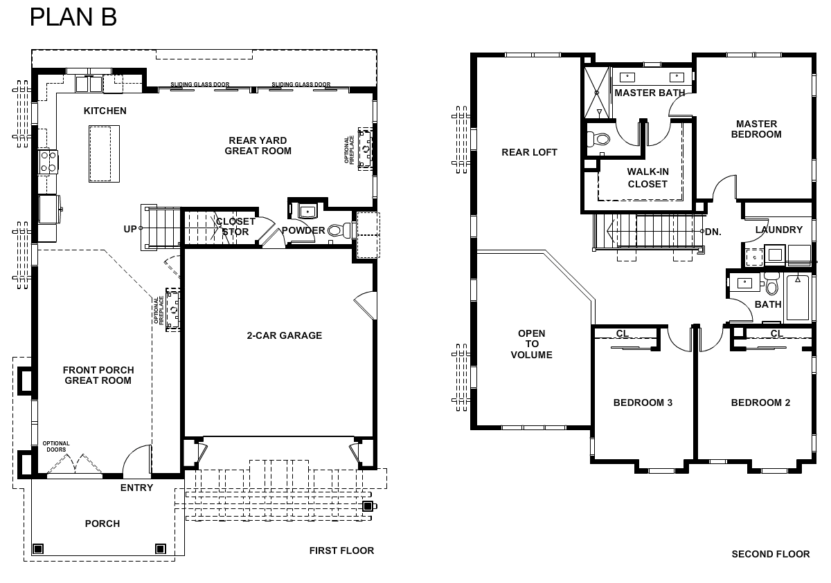 East Haven Floor Plan 2