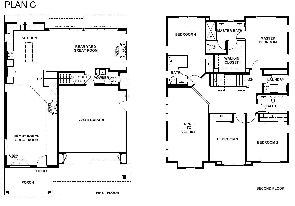 East Haven Floor Plan 3