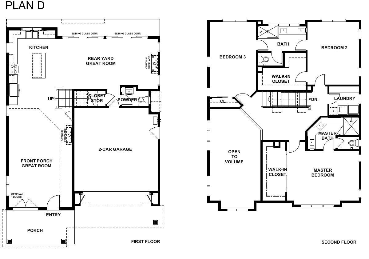 East Haven Floor Plan 4