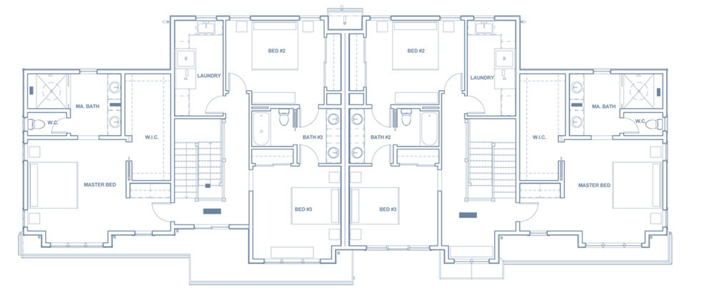 Nautica Floor Plan Upper