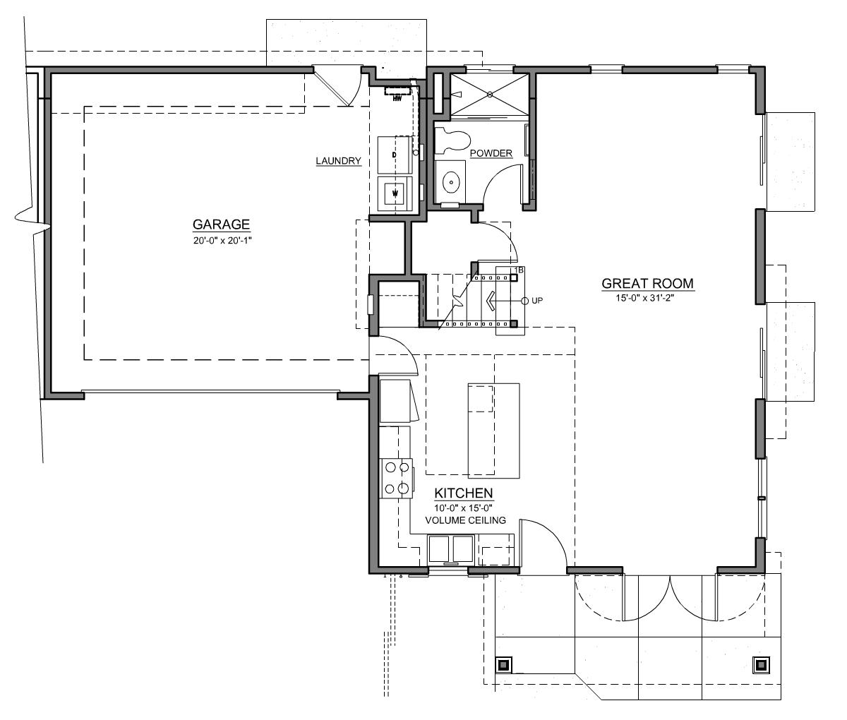 Midtown Floor Plan 1