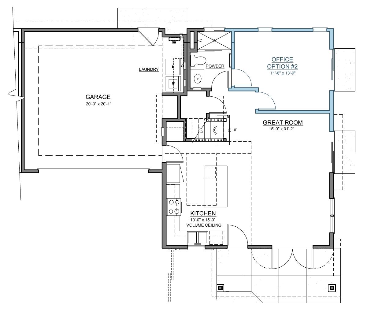 Midtown Floor Plan 3