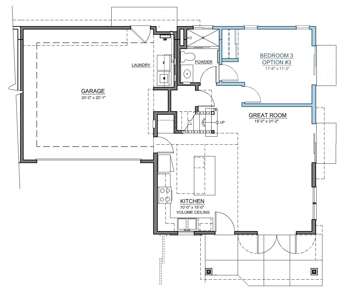 Midtown Floor Plan 4