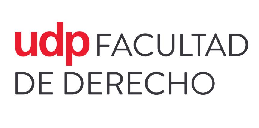 Logo udp facultad derecho