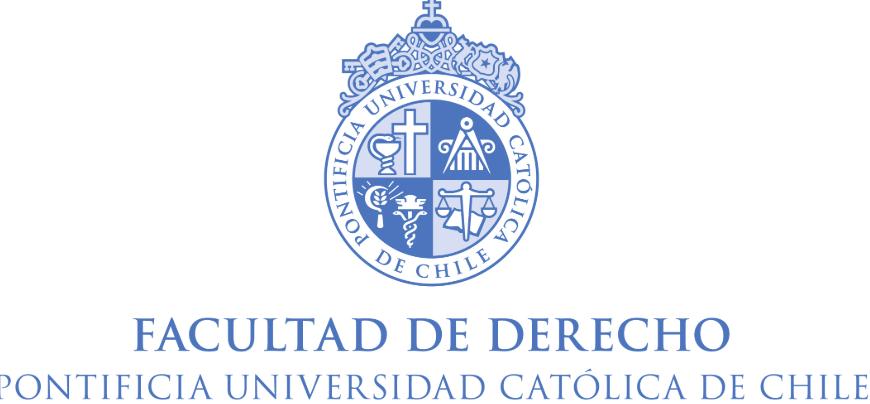 Logo facultad derecho pucv