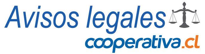 Logo avisos legales cooperativa