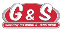 G & S window cleaning and janitorial logo