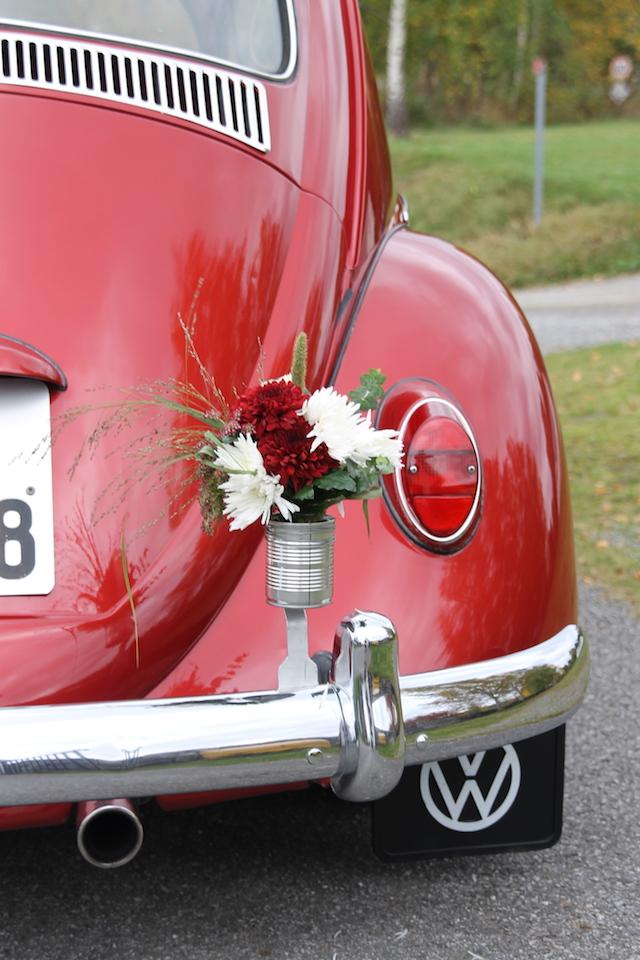 Kaspara, brudebukett, knappehullsblomst, bryllupsplanlegger i Oslo og Akershus