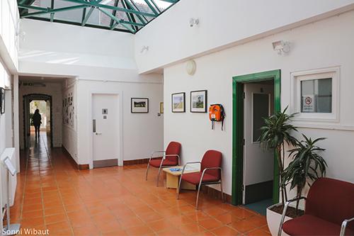 Inside the Olney Centre