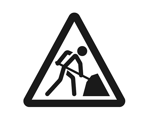 roadworks icon