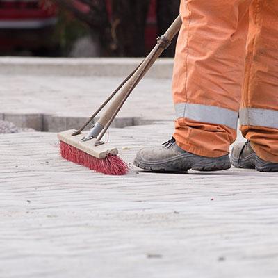 Construction clean up in Ashburn, VA