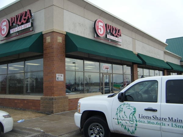 A local business that chooses to use Lion Share Maintenance for their commercial window cleaning needs.