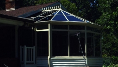 Solarium Window Cleaning