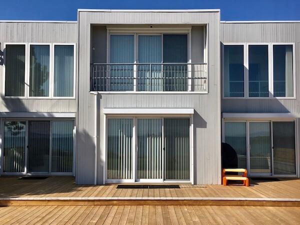 Prestigious home in Bellingham with pristine clean windows.