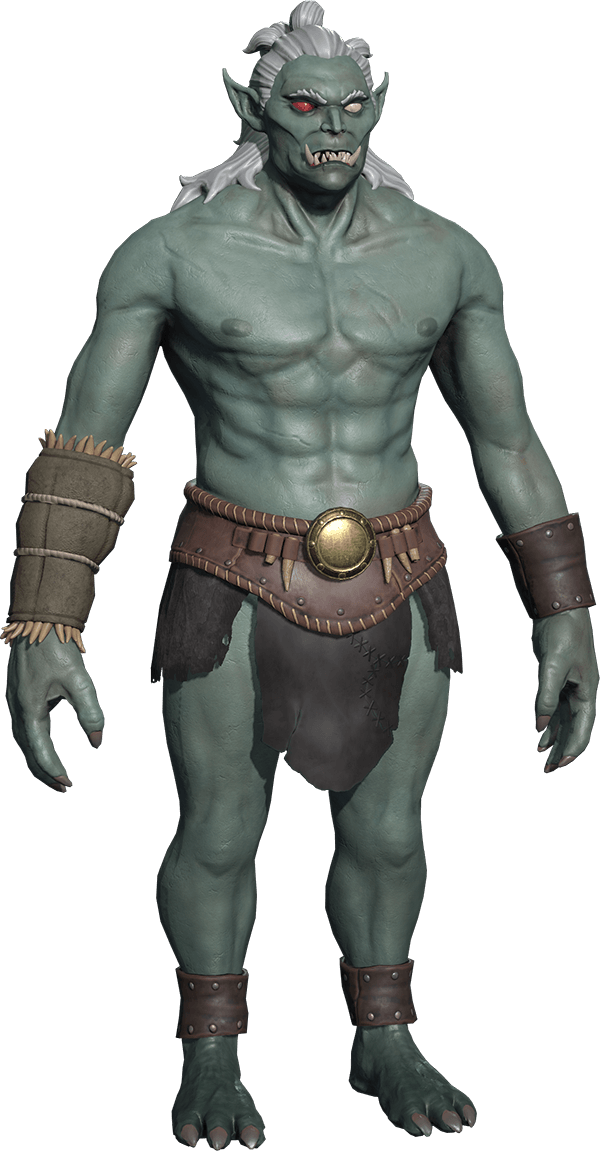 Character Model Orc