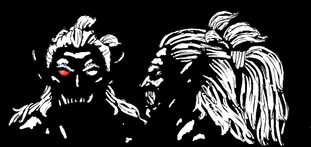 Face Concept Art