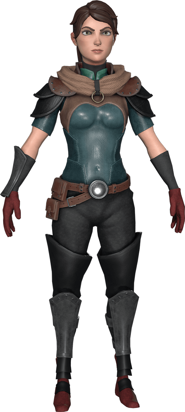 Character Model Female
