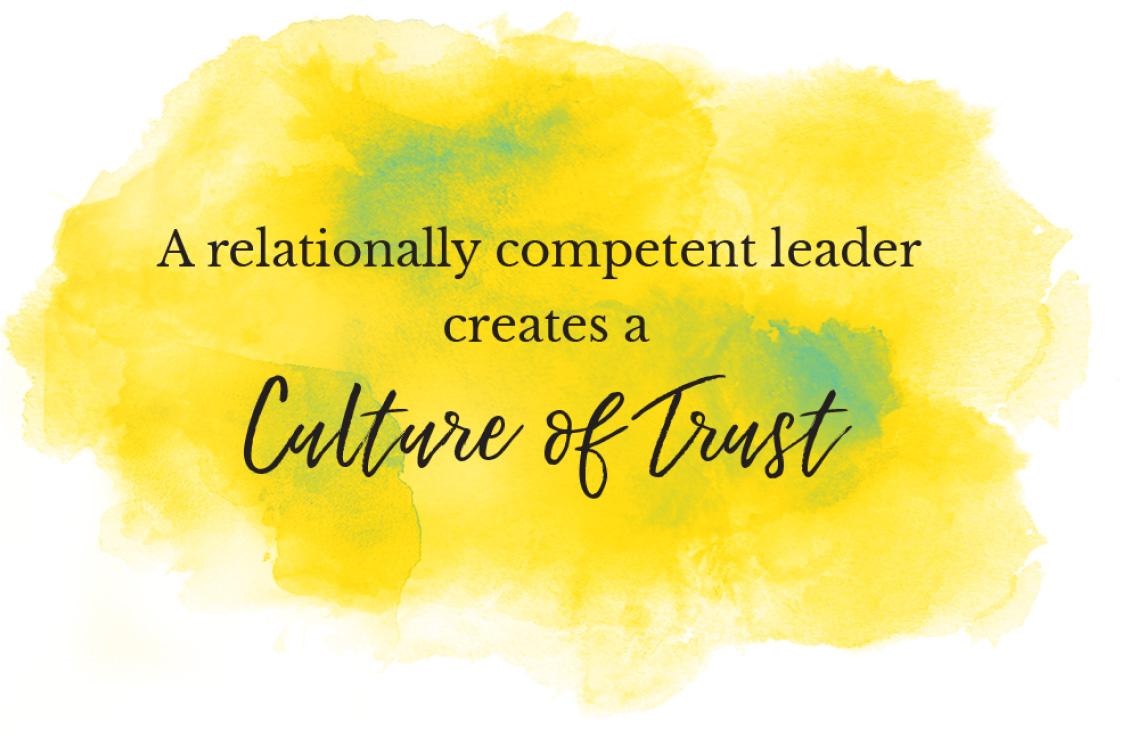 culture of trust