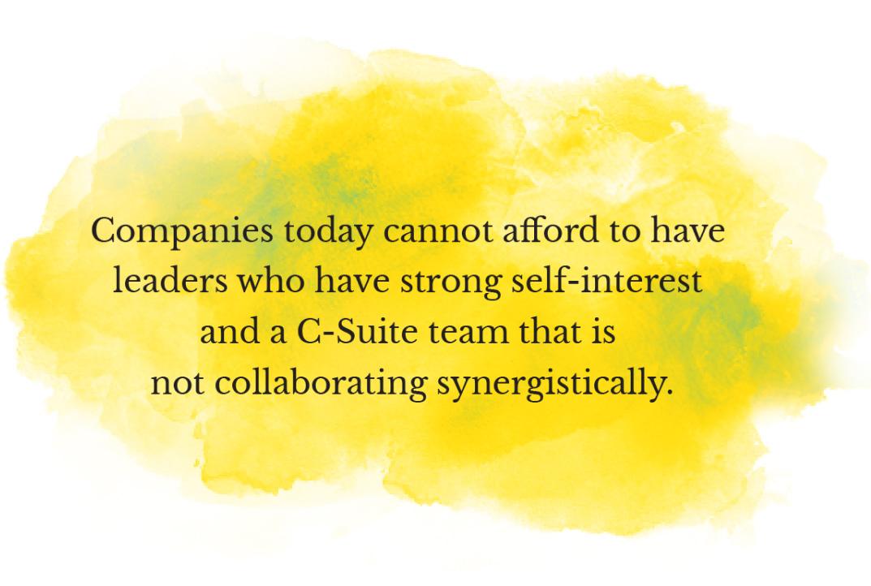 leader self interest