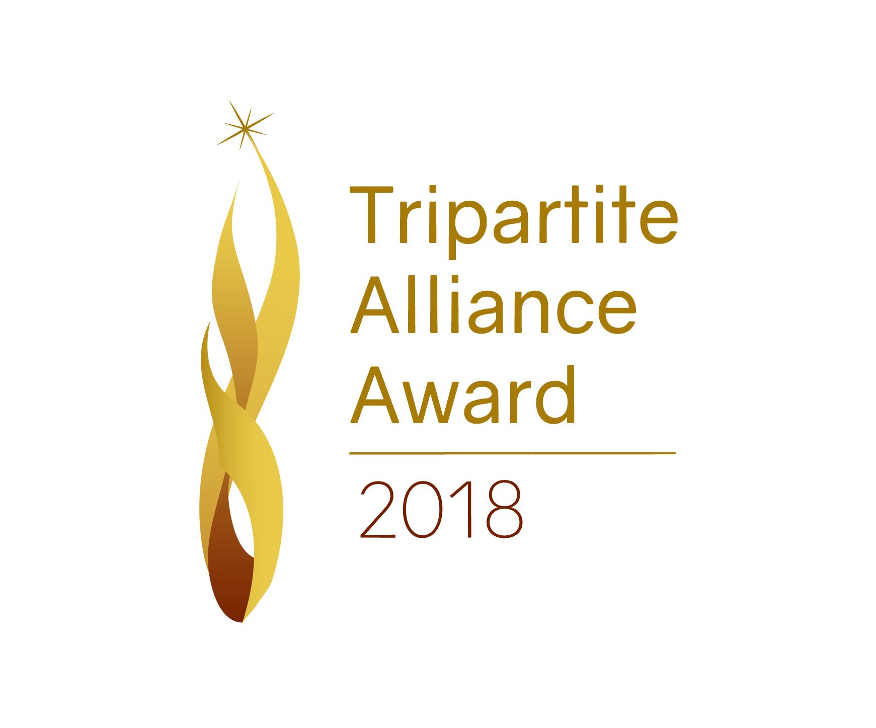 tripartite alliance award 2018
