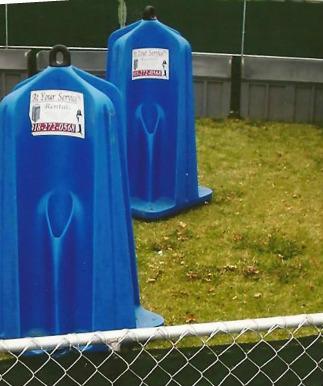 event rental urinals whizinator