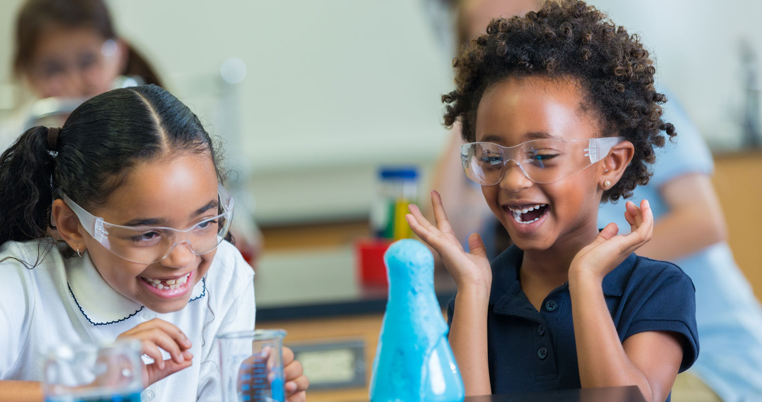 Unruly Splats STEM education | Girls In STEM