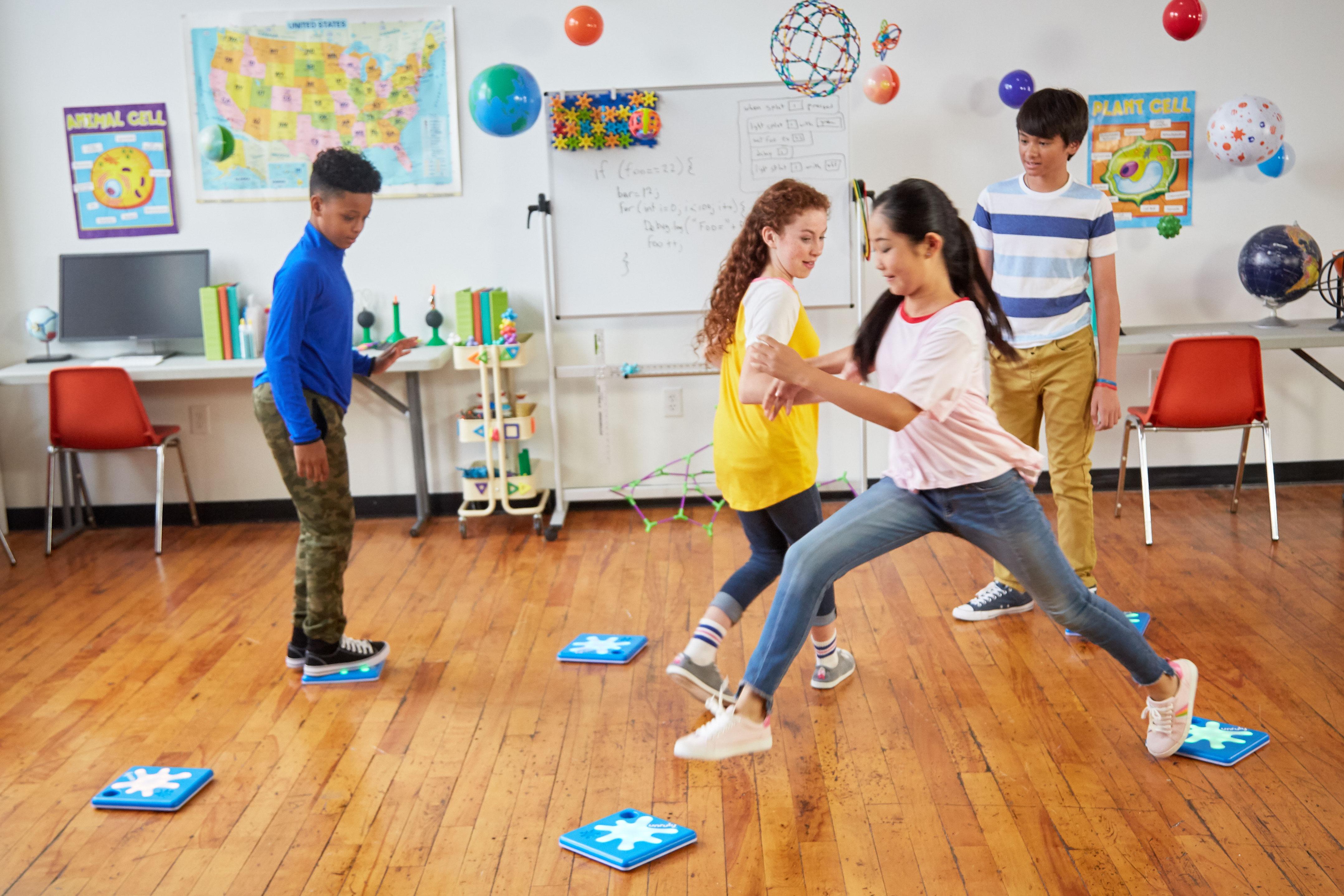 STEM Lesson Plan: Splats Memory Challenge